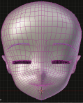 blender vertex